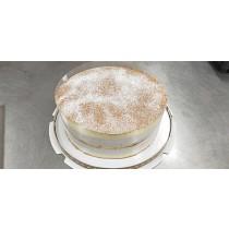7吋圓型鮮蒸雙層芋泥爆多蛋糕  (自取需事先預訂)