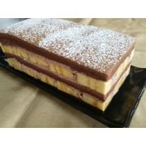 香蕉巧克力爆多蛋糕(長形)